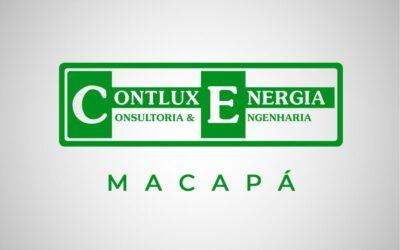 A CONTLUX ENERGIA ESTÁ EM MACAPÁ